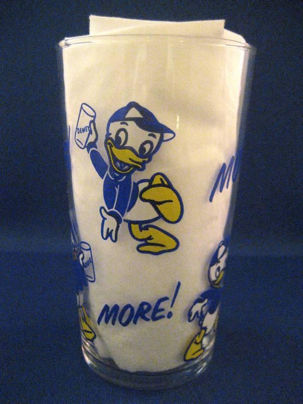 Donald Duck Cola embouteillé et vendu au Québec en 1953 Ddbuck11