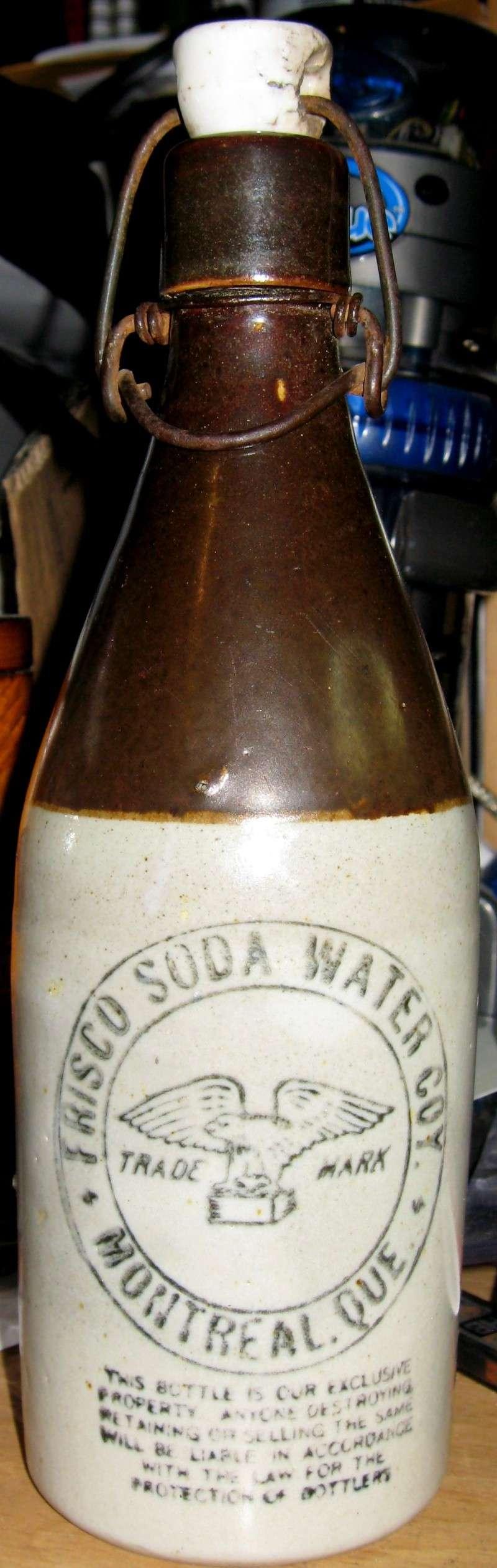 Frisco soda water  ginger beer et syphon  Frisco10