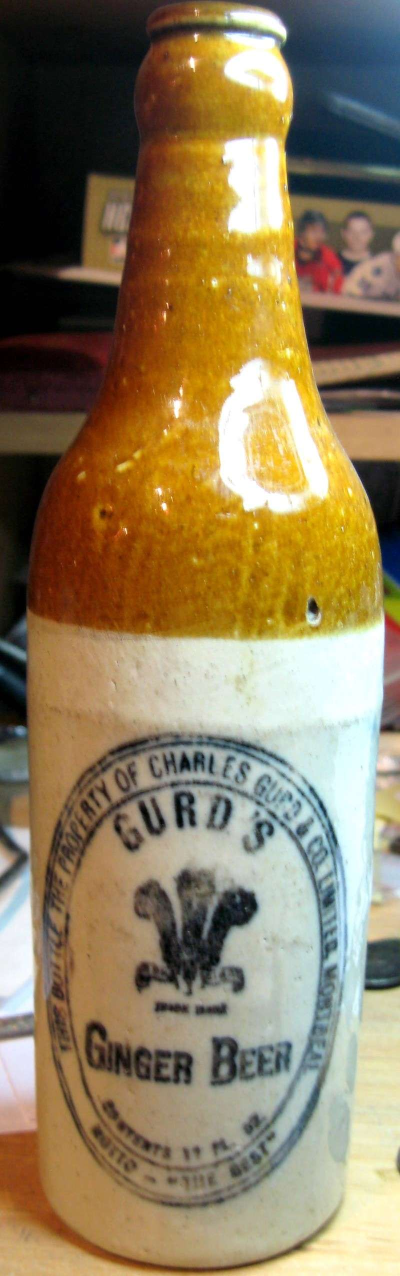 mes gurd`s ginger beer  8 bouteille  Gurd_017