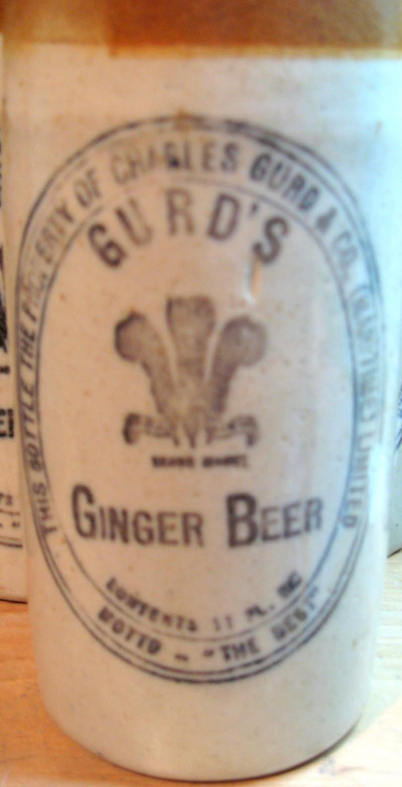 mes gurd`s ginger beer  8 bouteille  Gurd_021