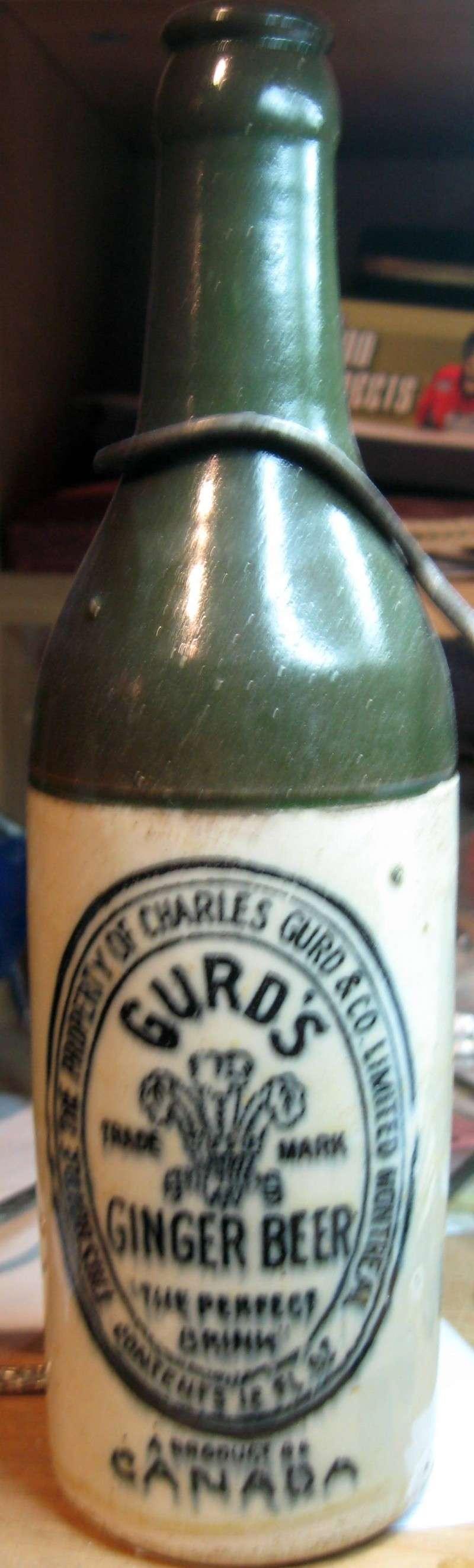 mes gurd`s ginger beer  8 bouteille  Gurd_027