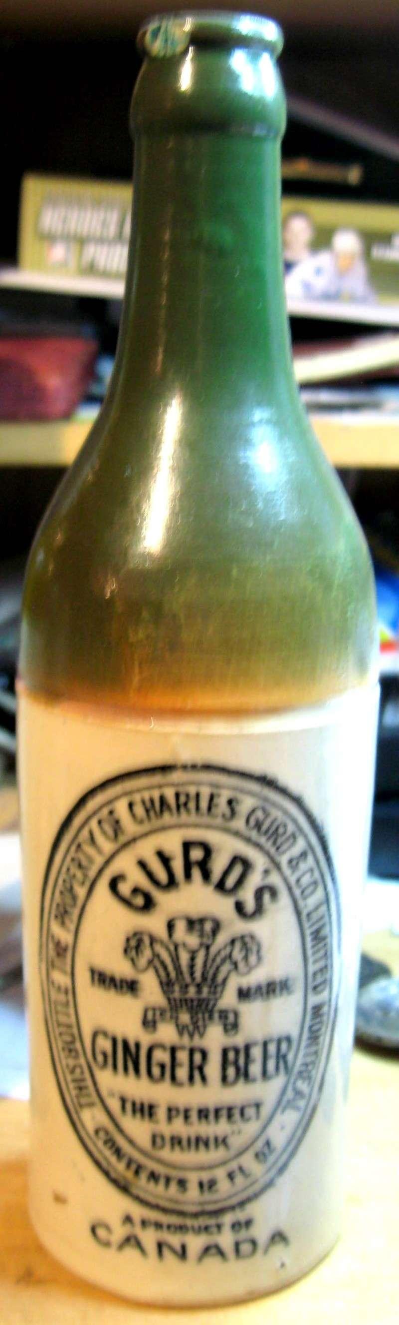 mes gurd`s ginger beer  8 bouteille  Gurd_031