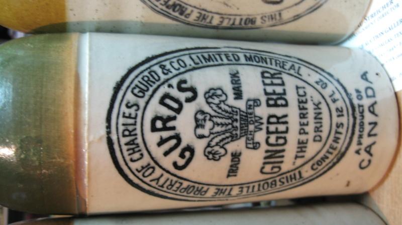 mes gurd`s ginger beer  8 bouteille  Gurd_032