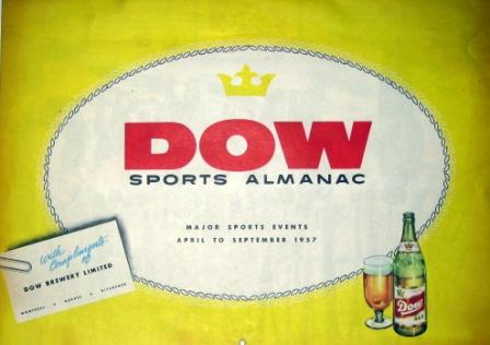 ALMANAC DES SPORT 1957 DOW  Img_0113