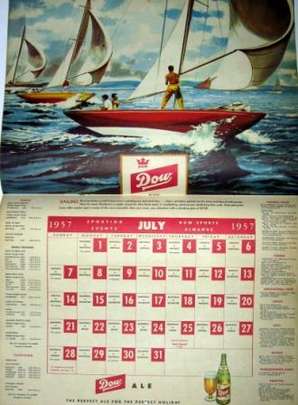 ALMANAC DES SPORT 1957 DOW  Img_0117
