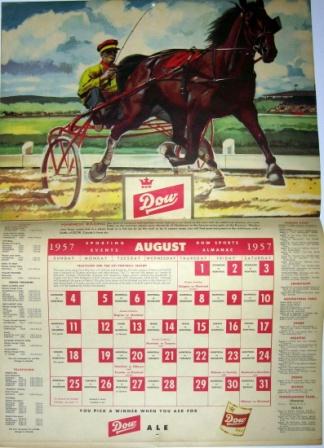 ALMANAC DES SPORT 1957 DOW  Img_0118