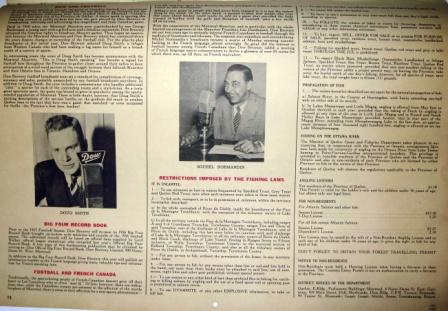 ALMANAC DES SPORT 1957 DOW  Img_0121