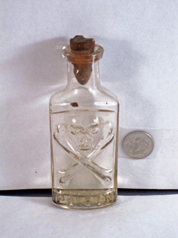 Bouteille de poison sur eBay Poison10