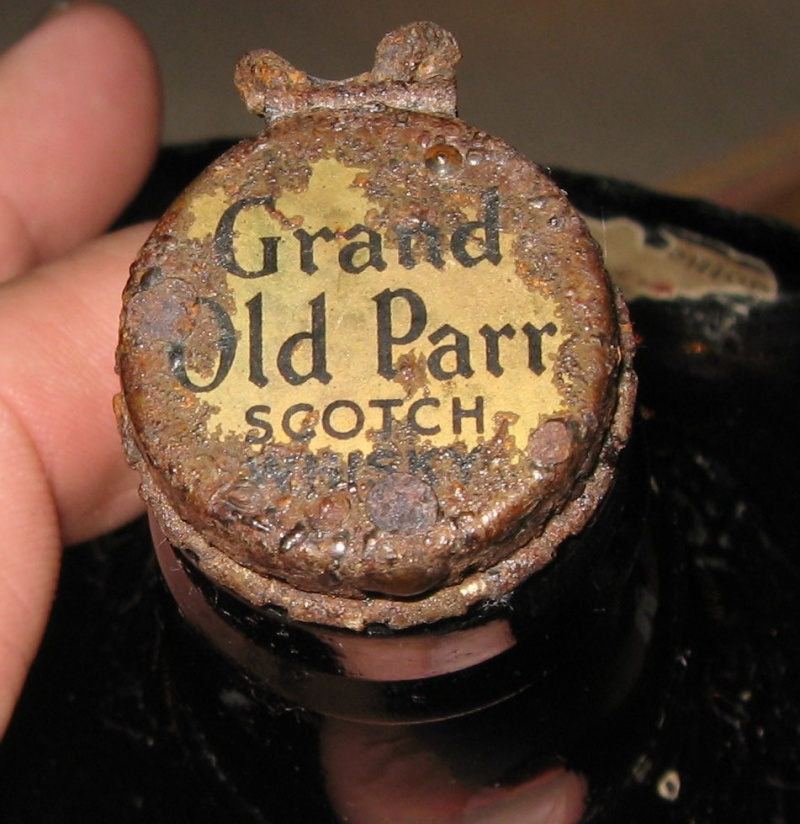 old  parr scotch  Radnor14