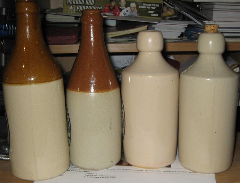 4 bouteille robillard  Robill16