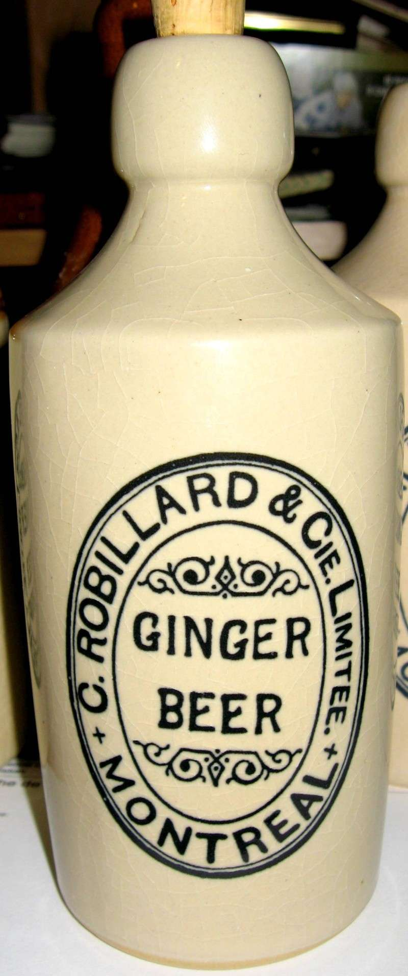 4 bouteille robillard  Robill19