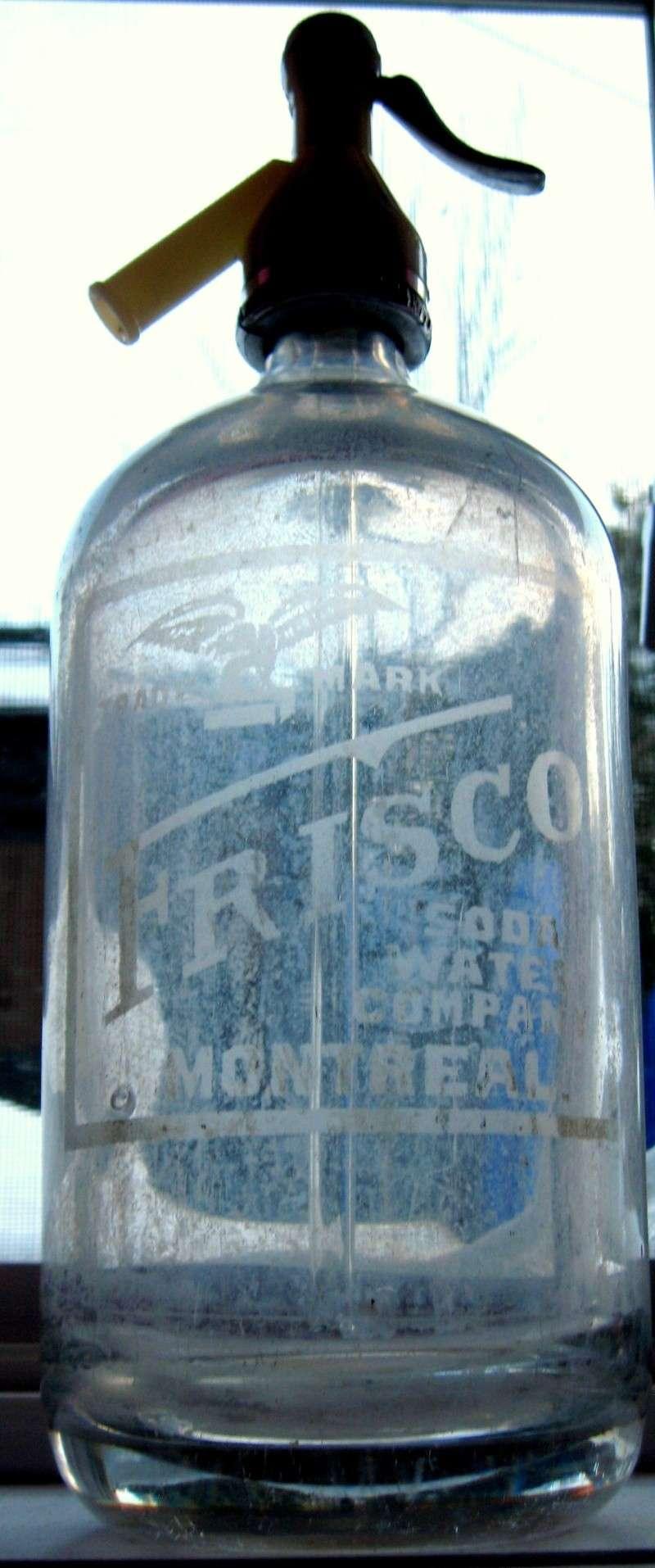 Frisco soda water  ginger beer et syphon  Syphon10