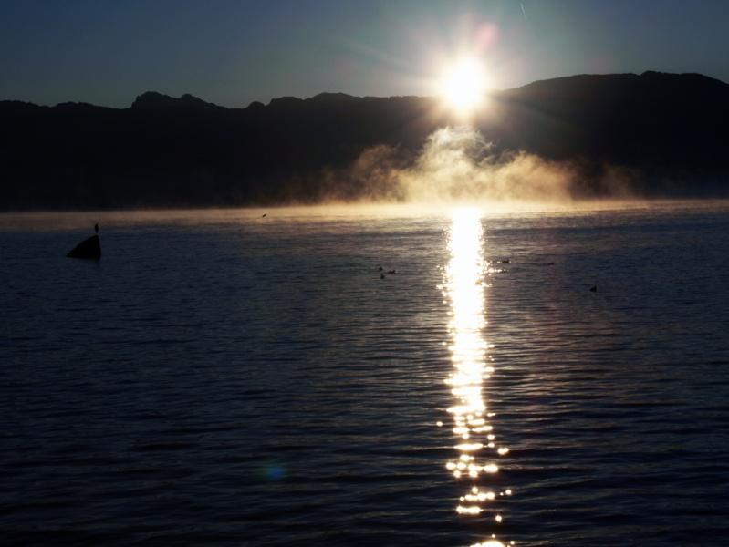 Brume sur le lac Pb253210
