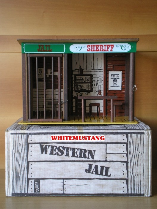 COLLEZIONE DI WHITEMUSTANG - LONE RANGER PLAYSETS BY MARX 1atdd110