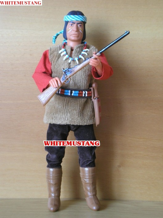 COLLEZIONE DI WHITEMUSTANG 5 - LONE RANGER ACTION FIGURES BY MARX 5dfweq10