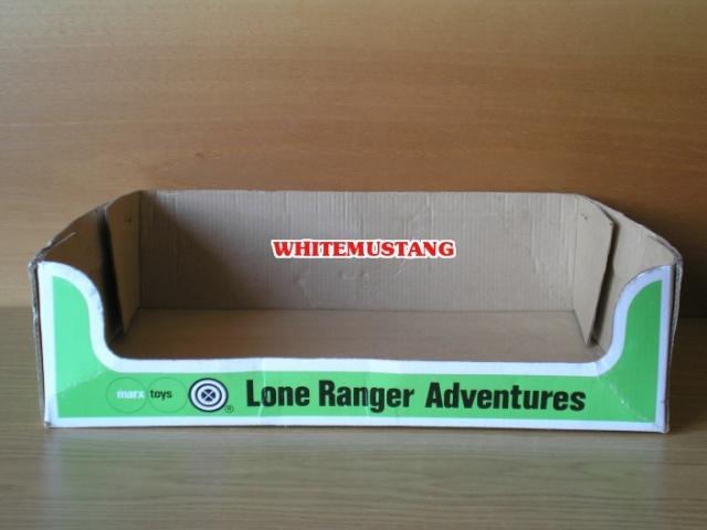 COLLEZIONE DI WHITEMUSTANG 2 - LONE RANGER WINDOW BOXED ADVENTURE SETS BY MARX 5ekboe10