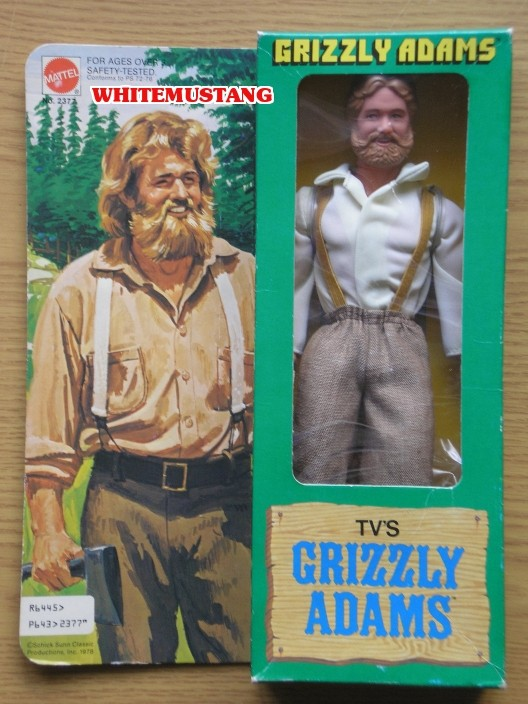 COLLEZIONE DI WHITEMUSTANG 6 - TV'S & KARL MAY BY MATTEL 77myyx11