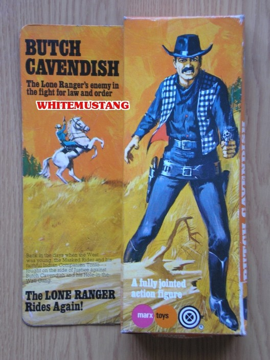 COLLEZIONE DI WHITEMUSTANG 5 - LONE RANGER ACTION FIGURES BY MARX Aofaxr10