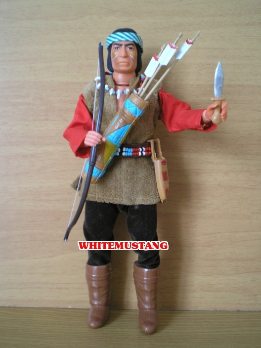 COLLEZIONE DI WHITEMUSTANG 5 - LONE RANGER ACTION FIGURES BY MARX Azr2iw10
