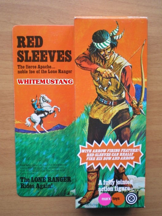 COLLEZIONE DI WHITEMUSTANG 5 - LONE RANGER ACTION FIGURES BY MARX Bmyzgi10