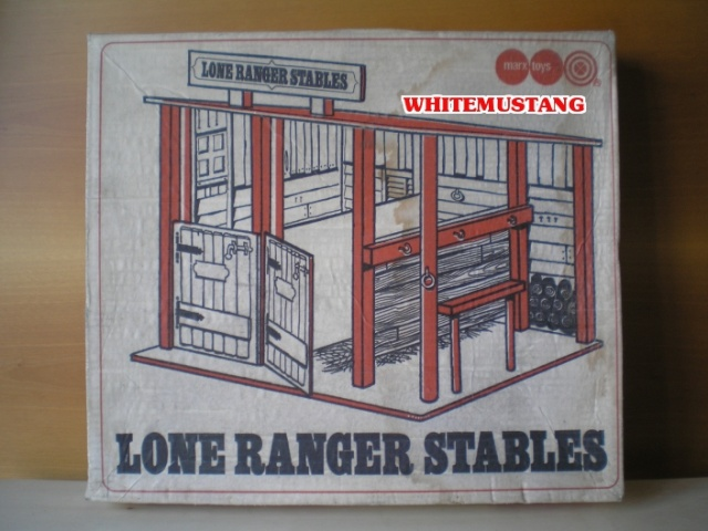 COLLEZIONE DI WHITEMUSTANG - LONE RANGER PLAYSETS BY MARX Gp5pzy10