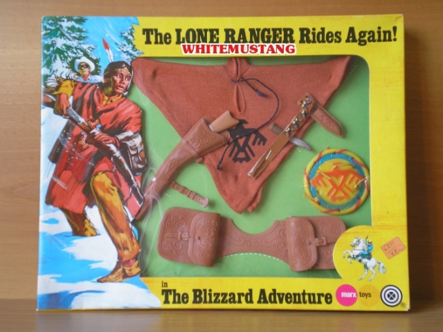 COLLEZIONE DI WHITEMUSTANG 2 - LONE RANGER WINDOW BOXED ADVENTURE SETS BY MARX Hjzbsi10
