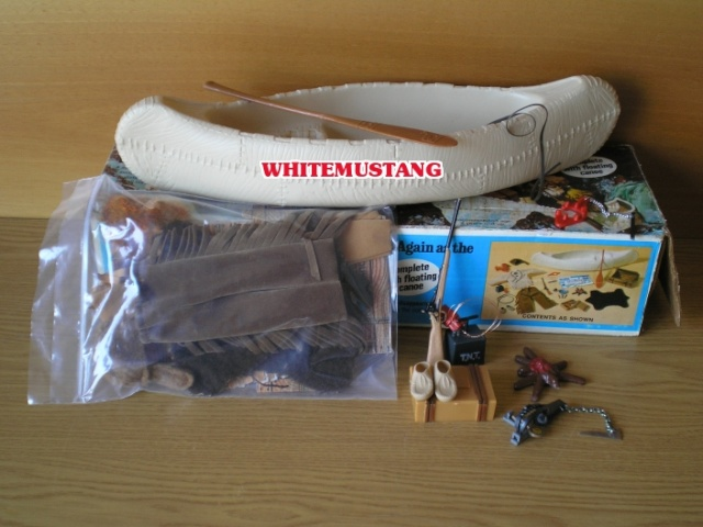 COLLEZIONE DI WHITEMUSTANG - LONE RANGER PLAYSETS BY MARX Kzasz311