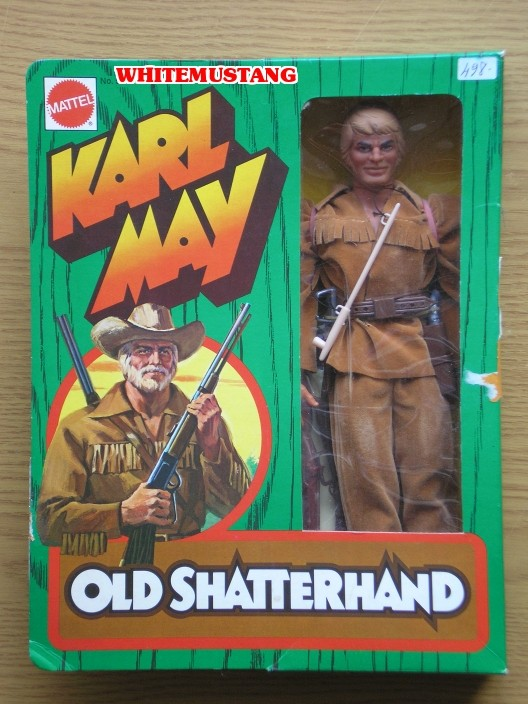 COLLEZIONE DI WHITEMUSTANG 6 - TV'S & KARL MAY BY MATTEL Ooqfh410