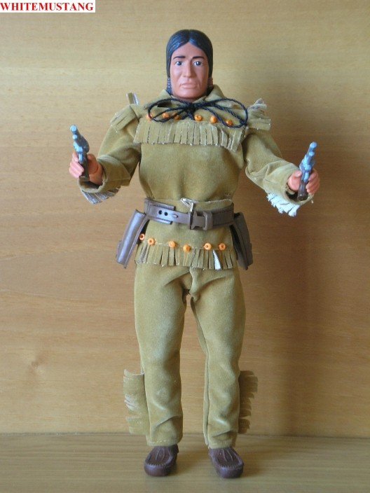 COLLEZIONE DI WHITEMUSTANG 5 - LONE RANGER ACTION FIGURES BY MARX Qdwvqi10