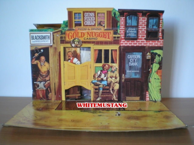 COLLEZIONE DI WHITEMUSTANG - LONE RANGER PLAYSETS BY MARX T2ubsj10