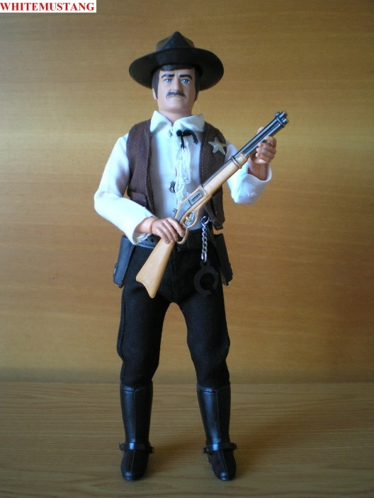 COLLEZIONE DI WHITEMUSTANG 5 - LONE RANGER ACTION FIGURES BY MARX Unye8s10