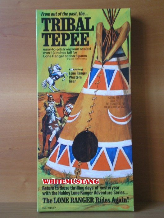 COLLEZIONE DI WHITEMUSTANG - LONE RANGER PLAYSETS BY MARX V7gai511