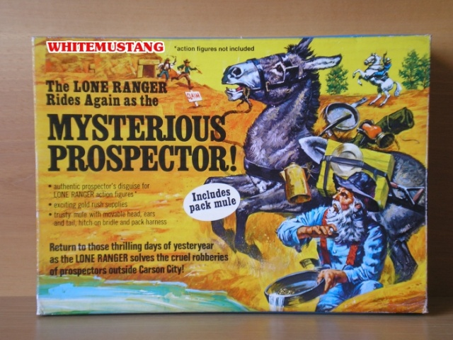 COLLEZIONE DI WHITEMUSTANG - LONE RANGER PLAYSETS BY MARX Vp6dqy10