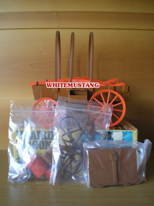 COLLEZIONE DI WHITEMUSTANG - LONE RANGER PLAYSETS BY MARX Ykwswa11
