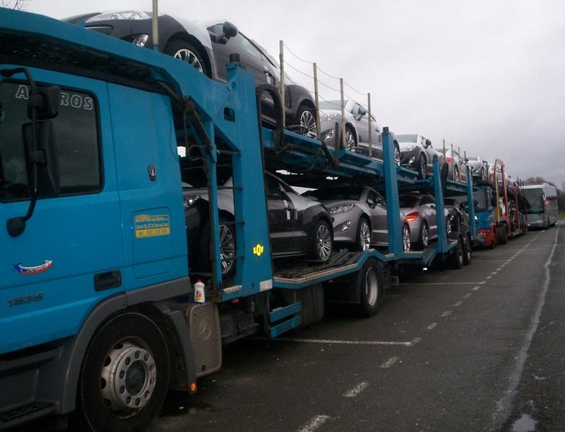 4 camions de RCZ sur l'A36... 00810