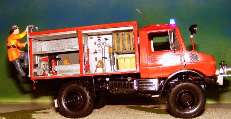 Die Feuerwehr kommt Dscf0324