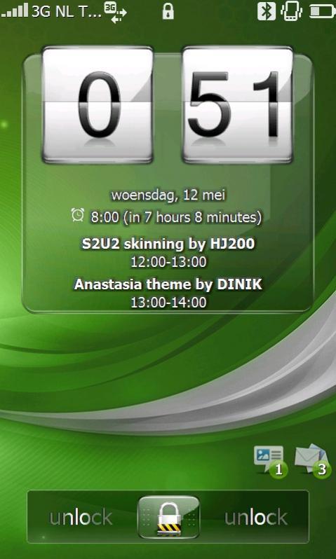 "[Regroupement][Theme]DINIK & DJC ""Anastasia"" Screen13"