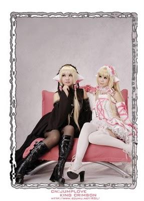 Photos de beaux cosplay (perso feminin) trouvés sur le net - Page 2 China-10