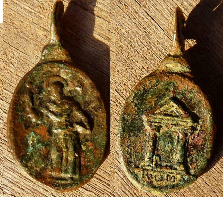 Médaille de Jubilé (Année Sainte) - XVIIème Roma210
