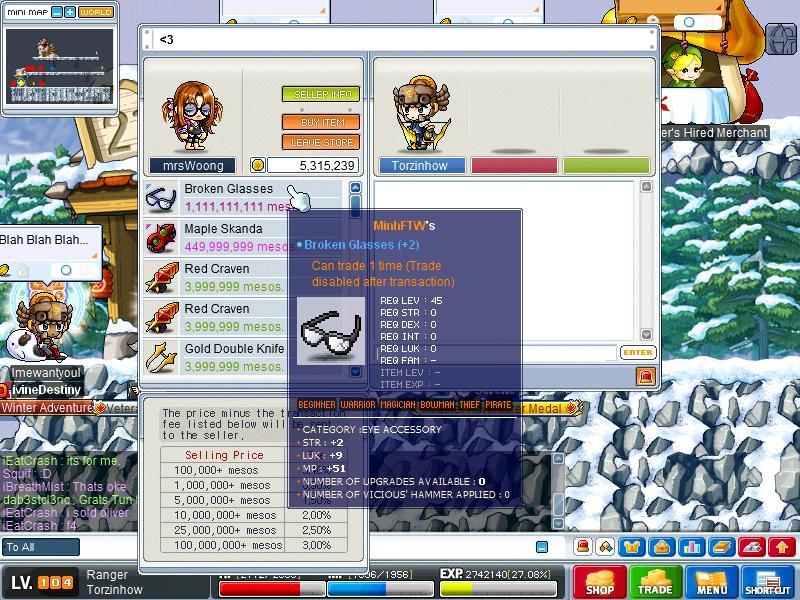 Post here your random screenshots Maple013