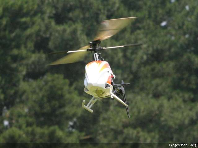 Photo helico rc Dragon10
