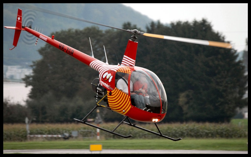 photo helico R44 R4410