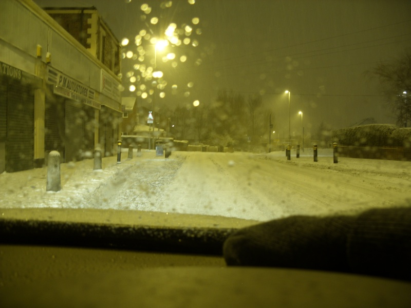 The weather in South Shields tonight Sdc11914