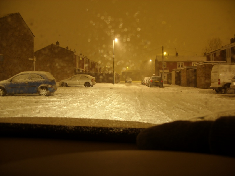 The weather in South Shields tonight Sdc11915