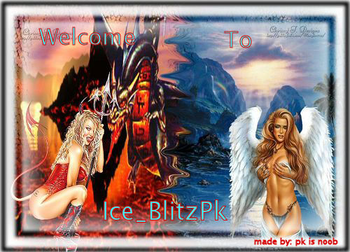cool and sexy banner for server Ice_bl12