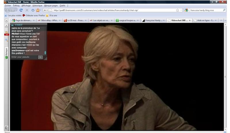 Le 19 mai - Posez vos questions à Françoise Hardy ! Hardy_11