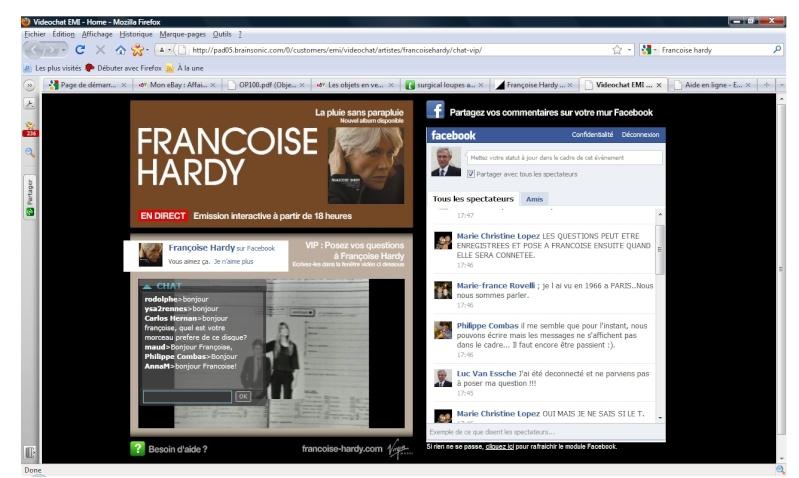 Le 19 mai - Posez vos questions à Françoise Hardy ! Hardy_12