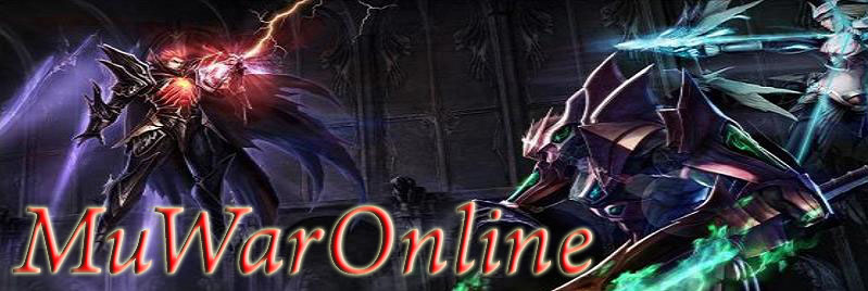 Mu WarOnLine Forum