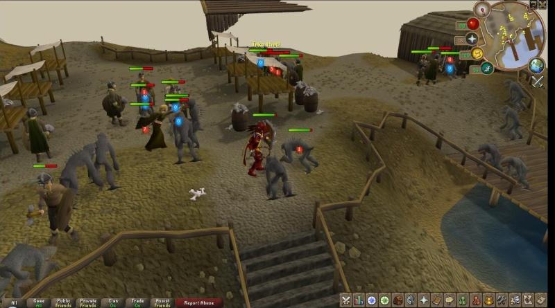 imagenes de BLOOD RUNS DEEP de las mejores quest =D Daga_211