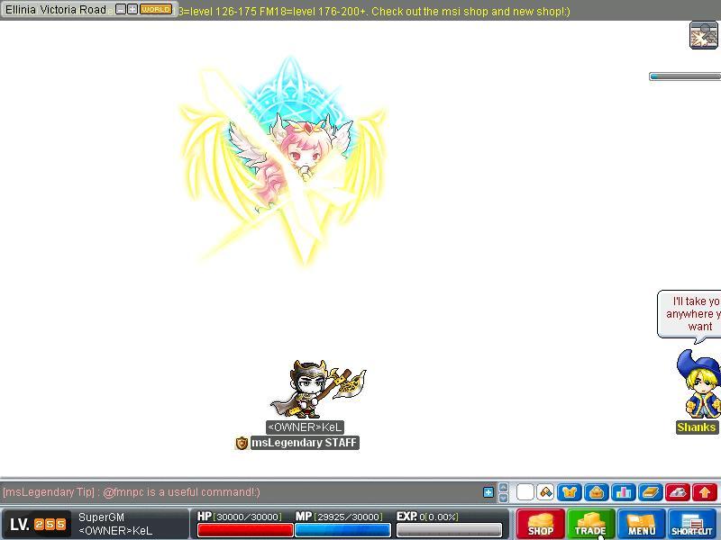 msLegendary new skills v80KoC Maple011